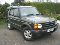 1999 T REG LANDROVER DISCOVERY 2.5 TD5 GS