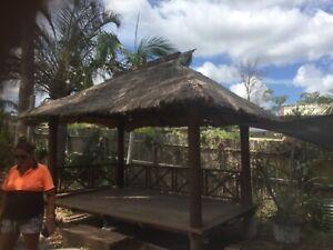 Bali Thatching In Brisbane Region Qld Home Garden Gumtree