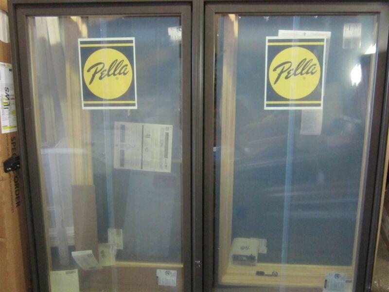BEST OFFER  450 SERIES CASEMENTS WINDOW CLAD PC2VAUNIT 58 X 53