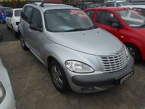2001 Chrysler PT Cruiser Hatchback Rent to keep $1000 deposit Holroyd Parramatta Area Preview