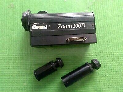 Optem Zoom 100d 2 Attachment Lens Units