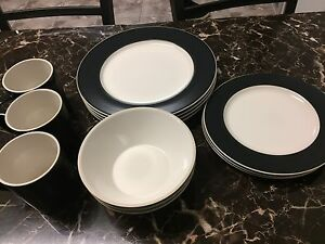 Moving Sale - Full set of dinnerware set 13 pcs