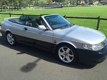 Saab Aero Turbo Convertible Kellyville The Hills District Preview