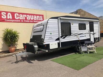 2013 GOLDSTREAM AUSTRALIS 20' with REAR ENSUITE Klemzig Port Adelaide Area Preview