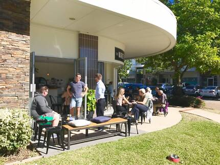 The Market Place Coffee Shop - For Sale - Arbour Ave - Robina