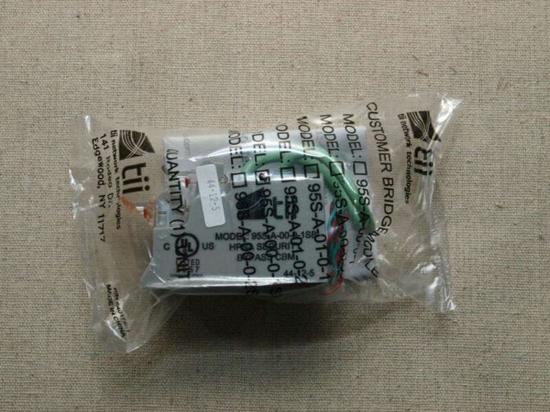 Tii Network Technologies 95S-A-00-0-1SB Customer Bridge Module - 20 pieces – new