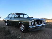 1970 XY V8 Ford Falcon Sedan Boxers Creek Goulburn City Preview
