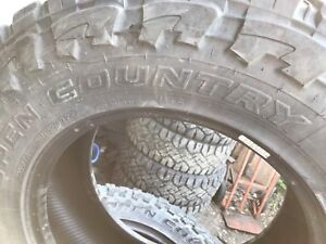 Open country Toyo tires