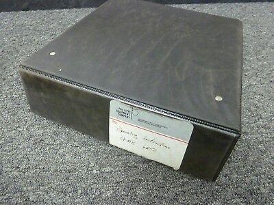Grove Model Gmk6250 All Terrain Hydraulic Crane Owner Operator Manual Book