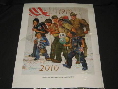 Csatari 100th Anniversary Salute to Scouting Print   ptr2   #2