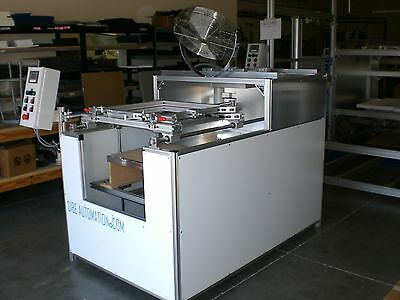 Sibe Automation Vacuum Forming Machine 24 X 24 Thermoforming Infrared Heaters