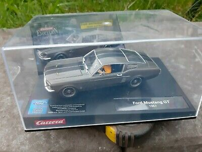 Usado, Mustang carrera scx slot car .in box segunda mano  Embacar hacia Spain
