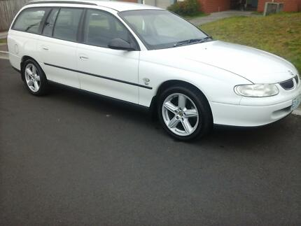 1999 Holden Commodore Wagon Automatic 4 months reg Claremont Glenorchy Area Preview