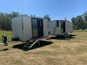 3.9 Meter - Portable Building - Mobile Showroom - Office - Extra Room Arundel Gold Coast City Preview