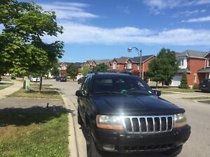 Jeep Grand Cherokee Laredo 4.0 I6 Swap. 2500 obo