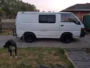1994 mitsubishi express van 2L petrol manual Gosnells Gosnells Area Preview