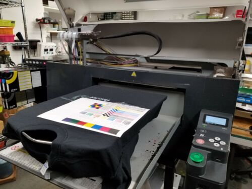 Brother GT-361 Direct to Garment Printer Tee  DTG Shirt Printing