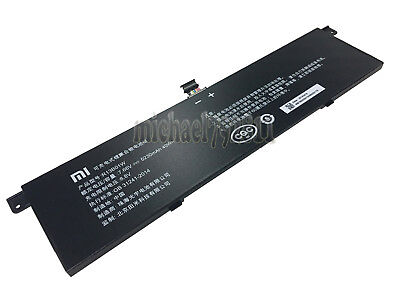 "New 40Wh Genuine Original Battery for Xiaomi Mi Air 13.3"" R13B01W R13B02W Series"