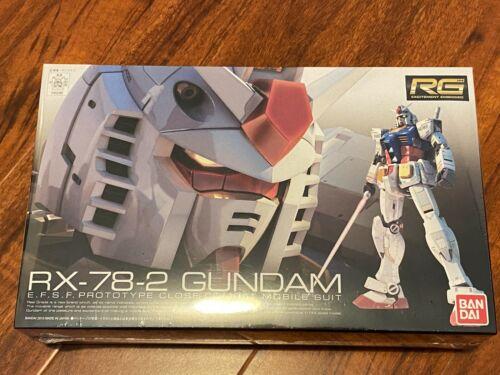 Bandai RG #01 1/144 Gundam RX-78-2 Model Kit Ready Player One