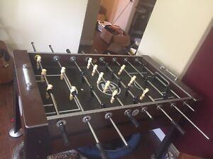 Spotcraft foosball table