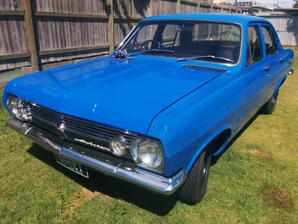 1966 HR Holden Sedan Maryborough Fraser Coast Preview