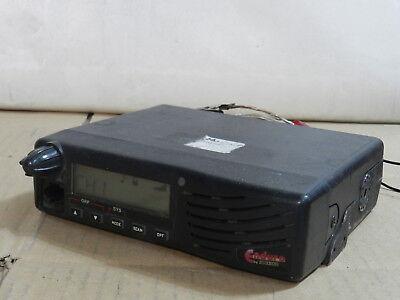 Enduro By Maxon Black Sm-6450u6 Trunking Radio For Parts Free Shipping