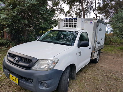 Refrigerated Hilux Ute 09