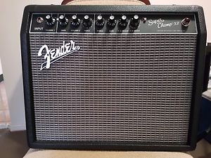 Fender superchamp xd tube guitar amp Petrie Pine Rivers Area Preview