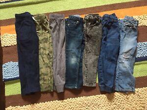 Boys pants size 3/4