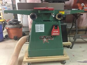 General Jointer 6inch