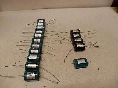 Circuit Dyne Pass Filters Capacitors Resistors Lot