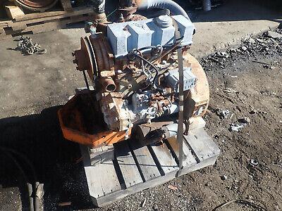 Continental Tmd20 Diesel Engine Complete Core Rare Case 1835c Skidsteer