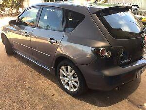 2007 Mazda Mazda3 Hatchback Broome Broome City Preview