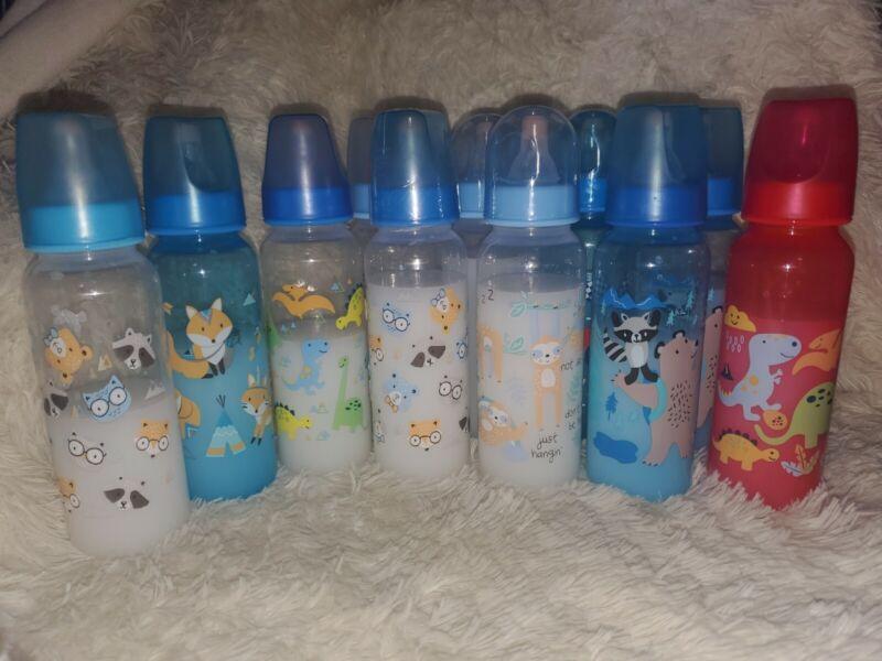 Sealed Milk Bottles For Reborn Baby (1) Bottle For Boys