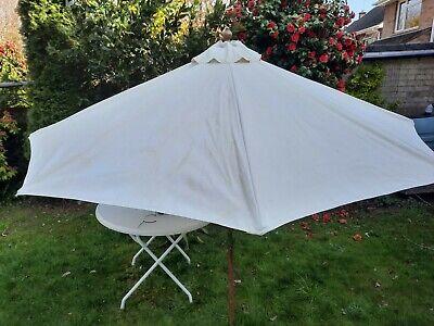 Garden umbrella parasol 2.2m