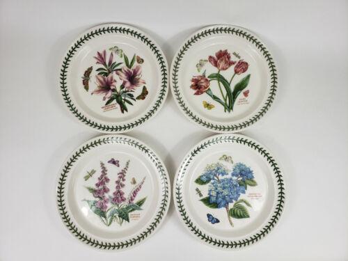 """Portmeirion Botanic Garden Dinner Plates Set of 4 - 10 1/2"""""""