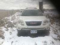2008 GMC Acadia parting out