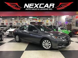2014 Honda Accord EX-L AUT0 LEATHER SUNROOF BACKUUP CAMERA 101K