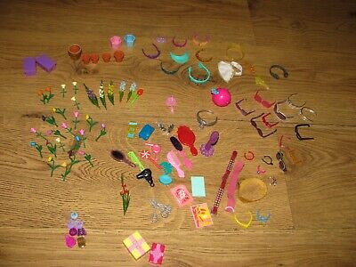 Barbie bundle - accessories and other