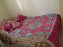 Single Princess Fairy Bed & Mattress Taree Greater Taree Area Preview