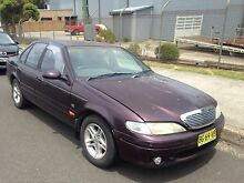 Wrecking XR6 SEDANS AND UTES FORD EF EL XH GHIA NFNL FAIRMOMT Corrimal Wollongong Area Preview