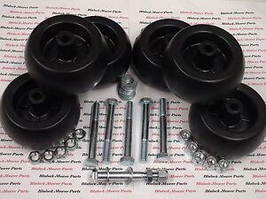 Hustler fast trak parts