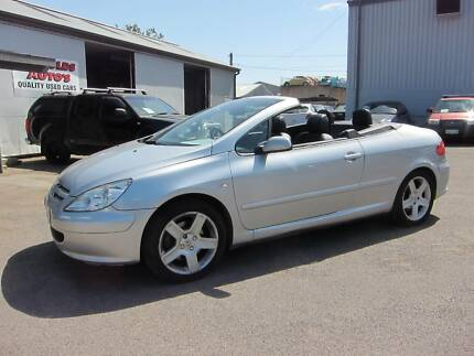 2004 Peugeot 307 CC CC SPORT Convertible - Manual Fyshwick South Canberra Preview
