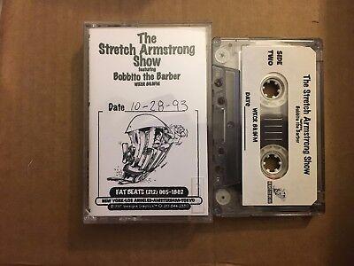 The Stretch Armstrong & and Bobbito Show 10-28-93 CASSETTE MIXTAPE w/ NAS BIG L