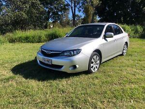 2010 Subaru Impreza AWD Auto sedan ( trade /swap) Yeerongpilly Brisbane South West Preview