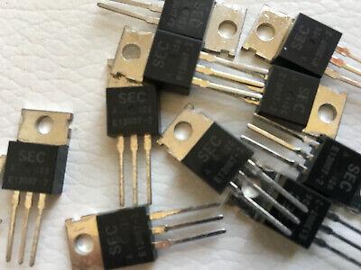 Mje13007 Npn Silicon Power Transistor Lot Of 2
