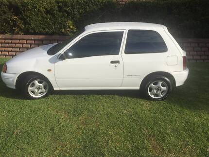 1998 Toyota Starlet Hatchback Caves Beach Lake Macquarie Area Preview