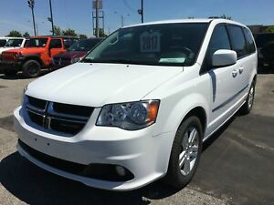 Dodge Grand Caravan Crew Plus 2017 CUIR/DVD/NAV