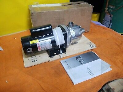 FRANKLIN ELECTRIC 1//2HP AC ELECTRIC PUMP 1303013103