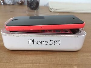 Moderately used Factory unlocked iPhone 5c pink colour 16GB